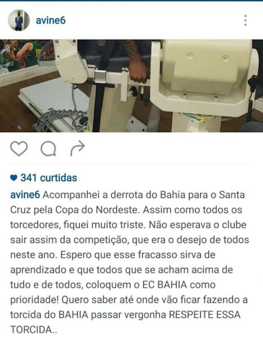 Avine Instagram