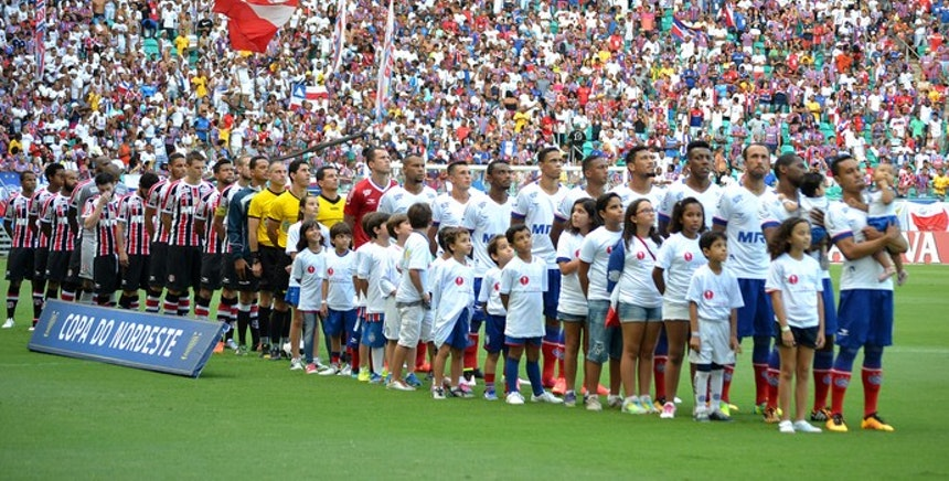 Bahia x Santa Cruz