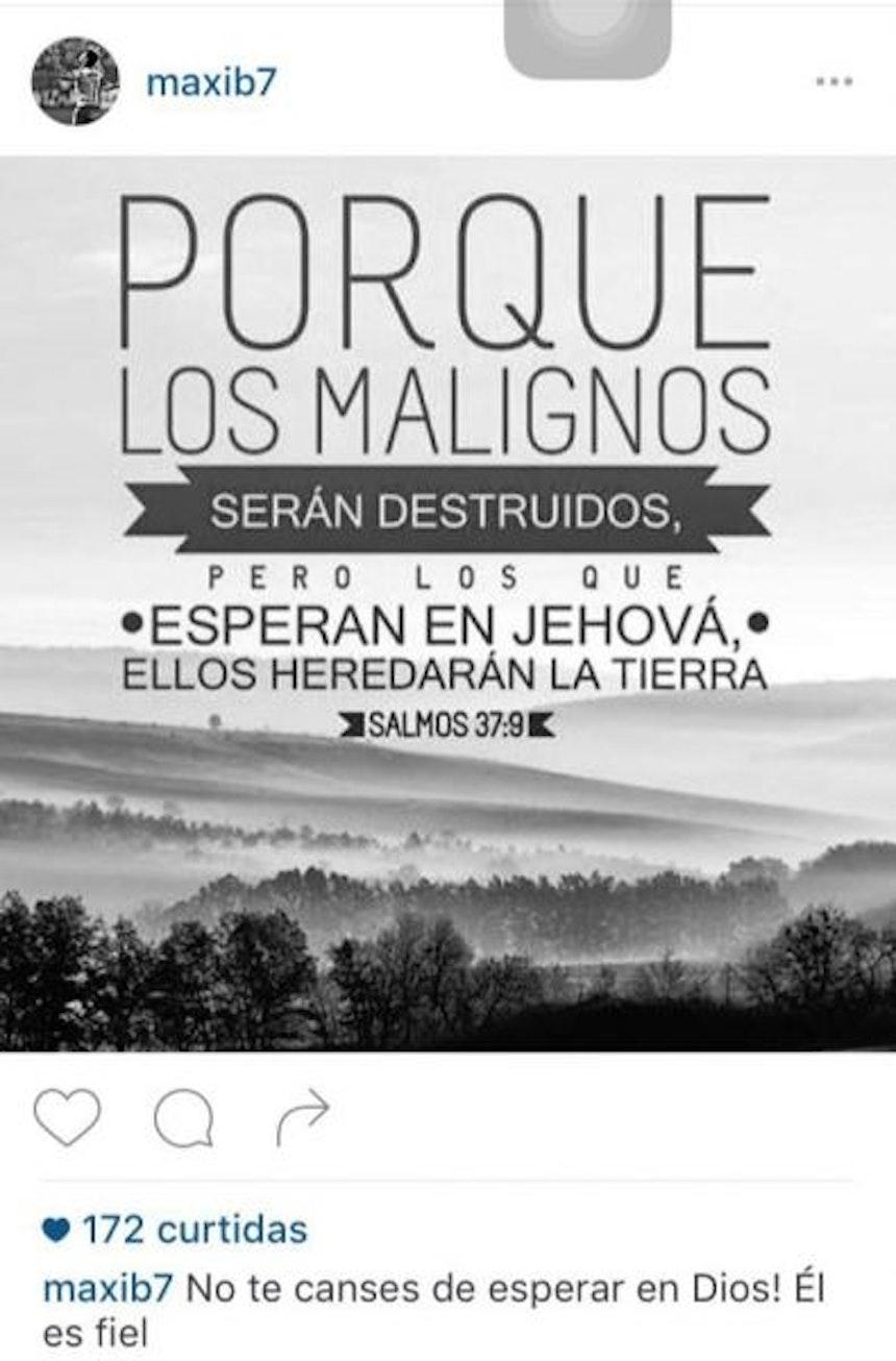 Instagram - Maxi Biancucchi