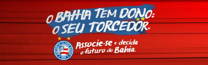 Sócio do Bahia