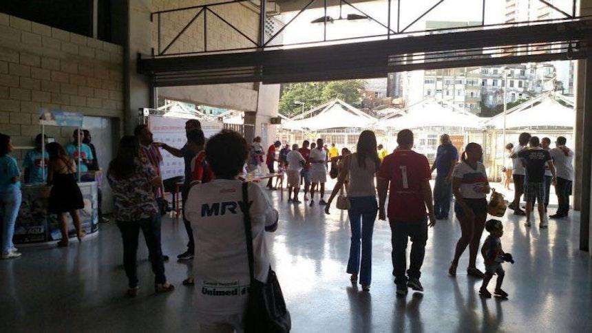 Assembléia Geral de Sócios do Bahia