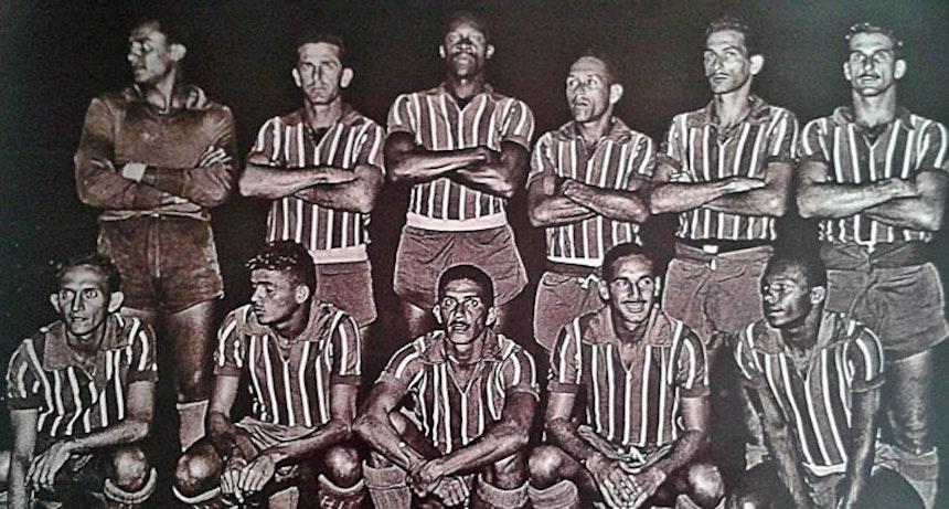 Bahia Campeão Brasileiro de 1959