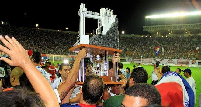História Tricolor: Campeão baiano de 2012