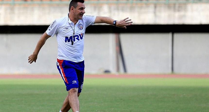 Doriva foi demitido do Tricolor na madrugada do último domingo (Foto: Felipe Oliveira / Divulgação / EC Bahia)