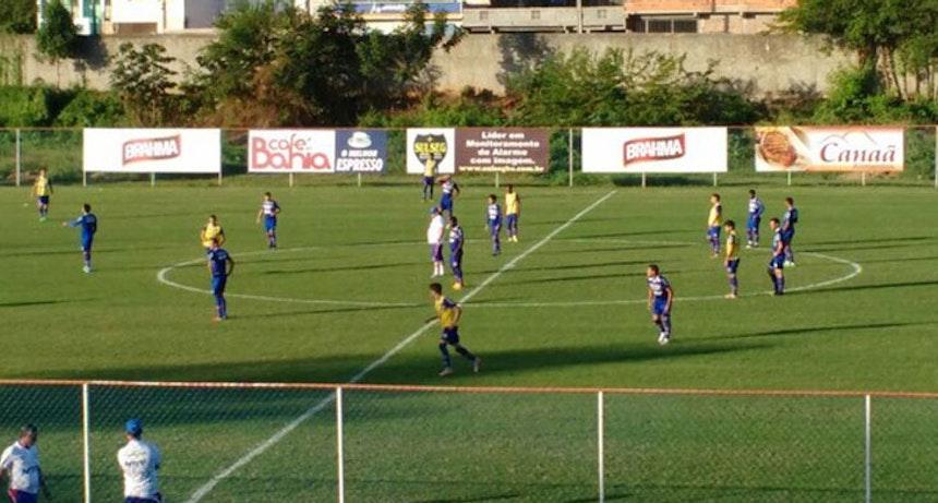 Guto Ferreira comanda primeiro treino à frente do Bahia (Foto: Thiago Pereira)