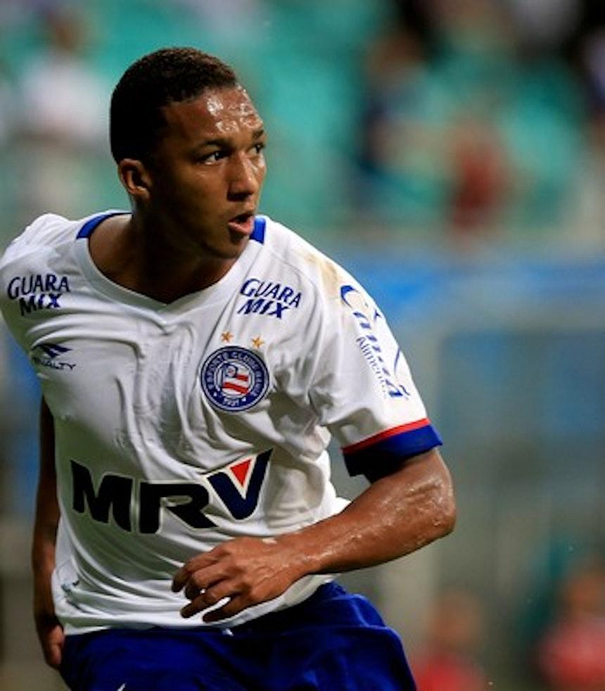 Danilo Pires tem propostas e pode deixar o Bahia (Foto: Felipe Oliveira/EC Bahia/Divulgação)