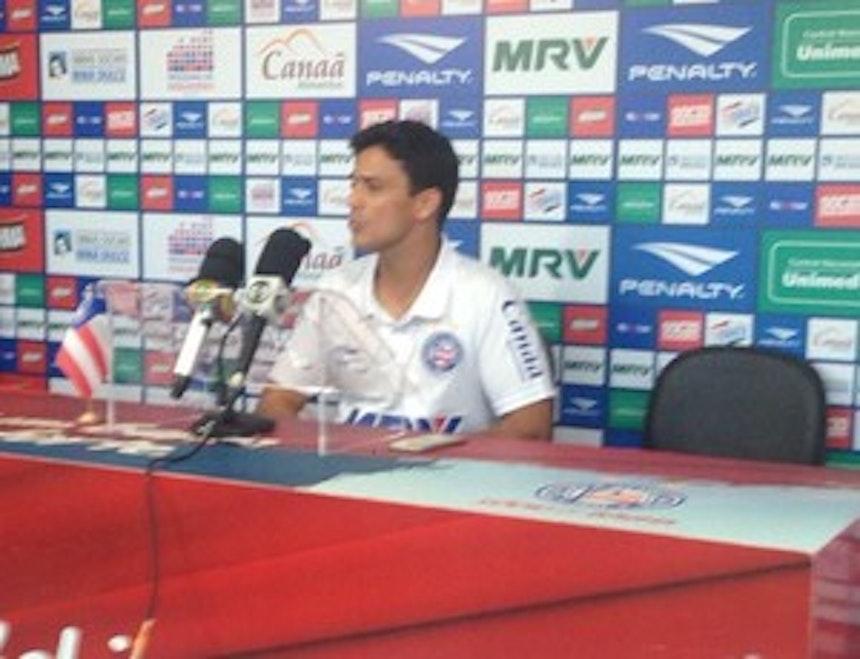 Médico do Bahia falou sobre situação dos jogadores lesionados (Foto: Rafael Teles )