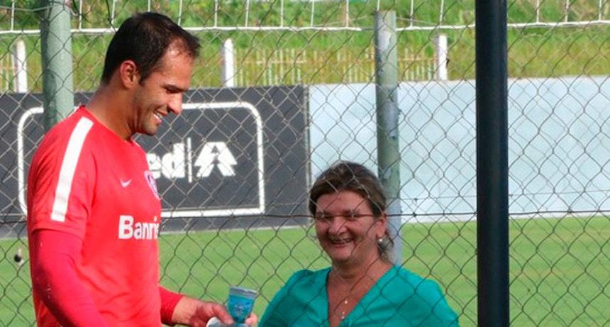 Muriel é emprestado ao Bahia até o fim da temporada 2016 (Foto: Tomás Hammes)
