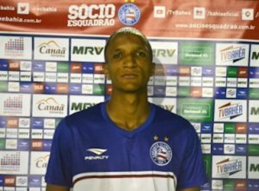Revelado pelo Bahia, Rodrigo Becão pode começar jogando contra o Luverdense (Foto: Ulisses Gama / Bahia Notícias)