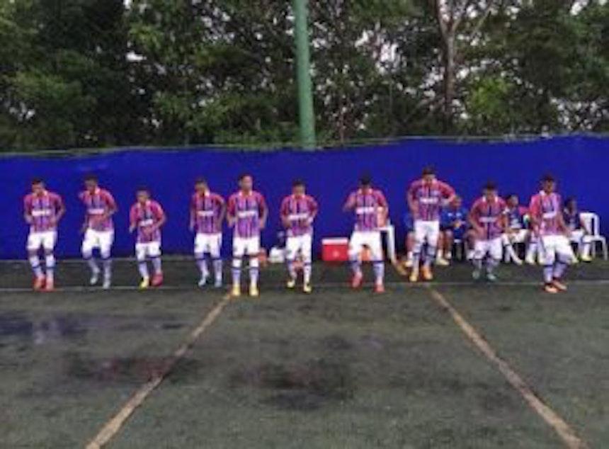 Sub-16 do Bahia vence o Jacuipense pela Salvador Cup ( Foto: Divulgação / EC Bahia)
