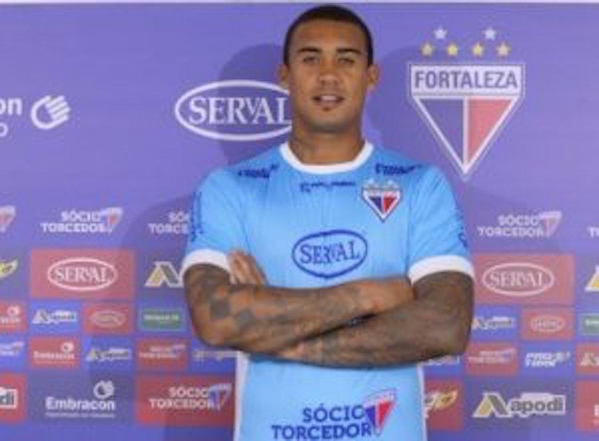 Goleiro Douglas Pires é anunciado pelo Fortaleza
