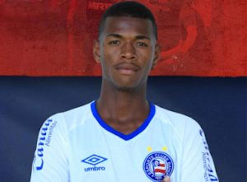 Everson Zagueiro Sub 20 Bahia