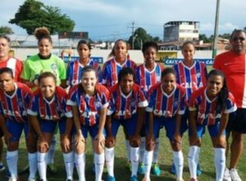 Time feminino do Bahia foi extinto em 2014