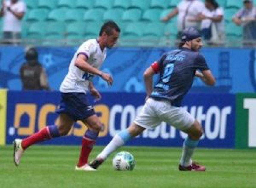 Juninho e Germano permanecem como titulares   Foto: Max Haack/Ag. Haack/ Bahia Notícias)