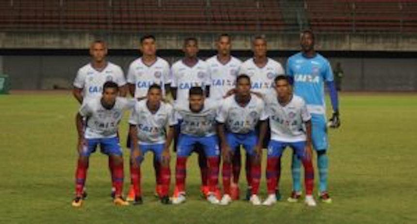 O time sub-20 do Tricolor está na semifinal da Copa do Brasil (Foto: Divulgação / EC Bahia)