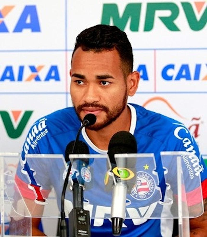 Jackson avaliou o desempenho da defesa do Bahia (Foto: Felipe Oliveira/EC Bahia/Divulgação)