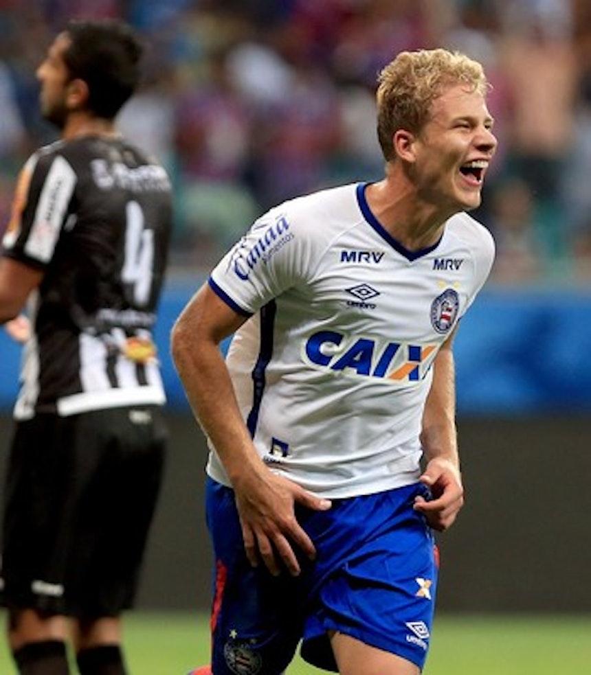 Wesley Natã Atacante do Bahia