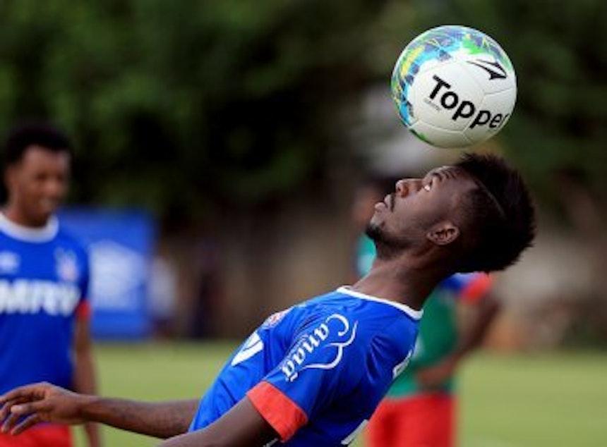 Allano está à disposição para próximo jogo do Bahia (Foto: Felipe Oliveira / Divulgação / EC Bahia)