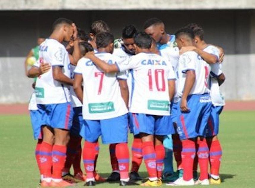 Bahia está fora da Copa do Nordeste Sub-20  (Foto: Divulgação)