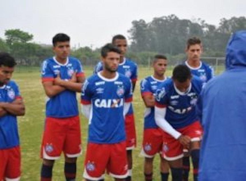 Bahia Sub-20 vai enfrentar o Internacional fora de casa (Foto: Divulgação / EC Bahia)