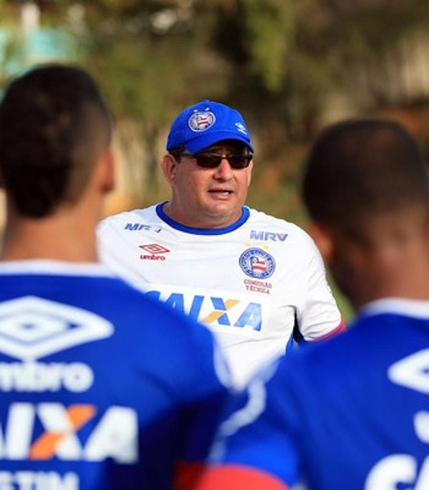 Guto Ferreira Técnico do Bahia