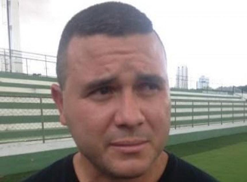 Nonato relembra tragédia que ocorreu na Fonte Nova há nove anos (Foto: Ulisses Gama / Bahia Notícias)