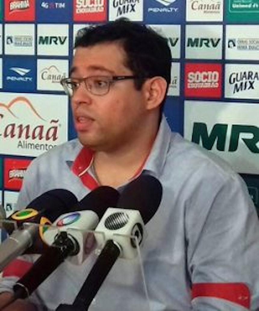 Vice-presidente Pedro Henriques diz que tem por objetivo dar espaço à base (Foto: Divulgação/E.C. Bahia)