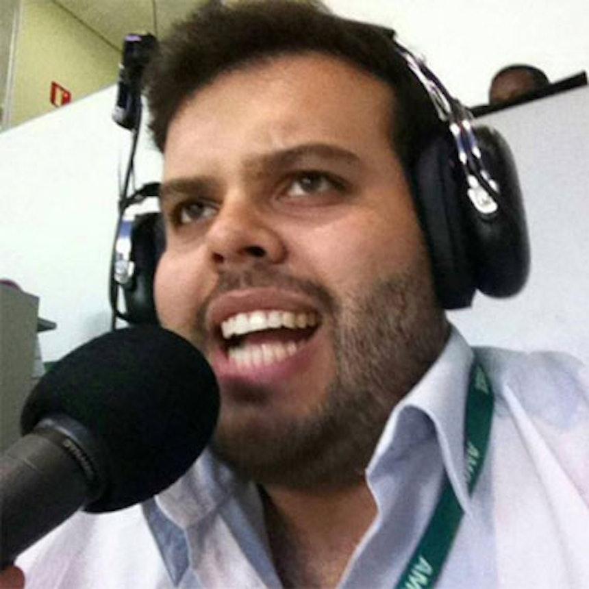 Rafael Leal Rádio CBN de Salvador