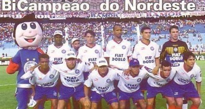 História Tricolor: Bicampeonato da Copa do Nordeste