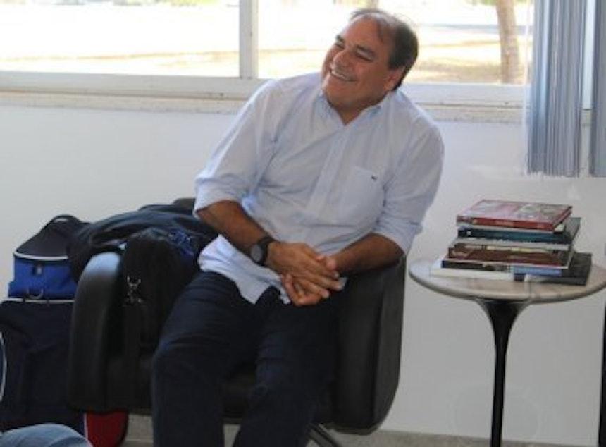 Nei Pandolfo, diretor de futebol do Bahia (Foto: Divulgação / EC Bahia)