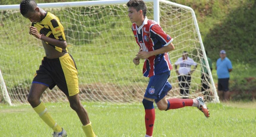 Amapaense foi considerado uma das principais promessas do clube baiano