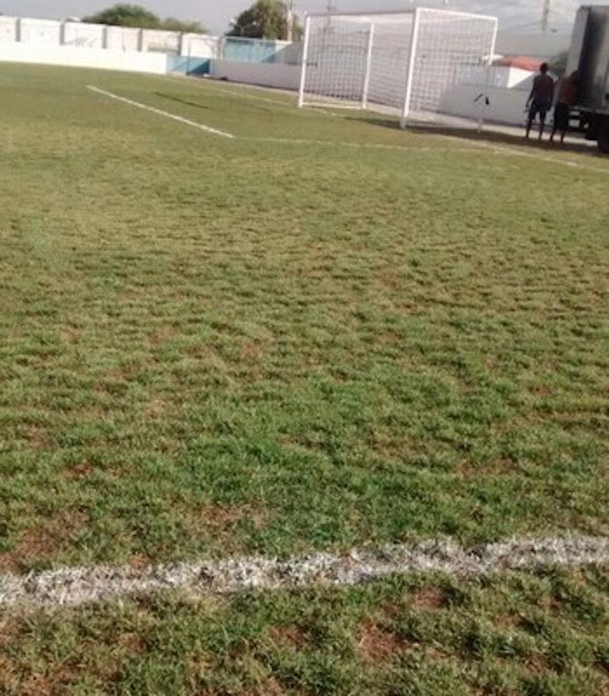 Campo do Valfredão, em Riachão do Jacuípe, apresenta problemas