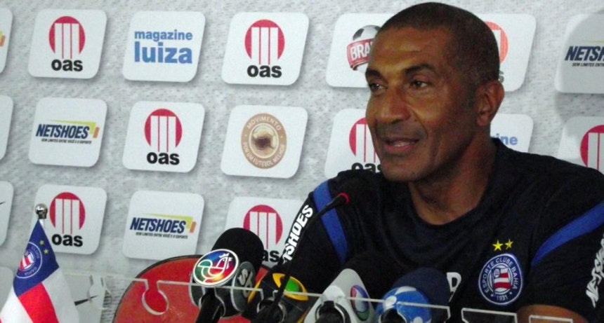 Cristóvão Borges, ex-treinador do Bahia (Foto: Jayme Brandão/Divulgação/EC Bahia)
