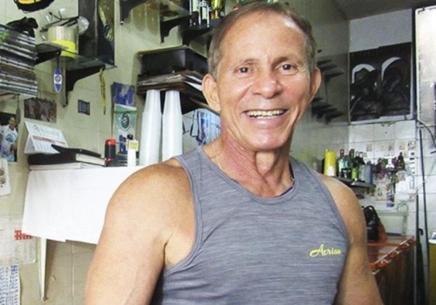 Ex-jogador era dono do Bar do Tirson, no Campo Grande (Foto: Reprodução/Facebook)