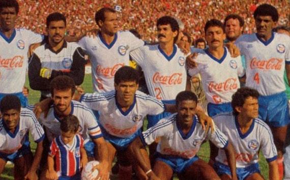 História Tricolor: Campeão Brasileiro de 1988