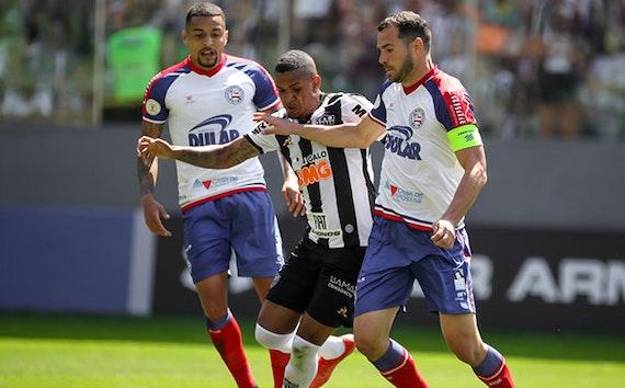 Melhores Momentos de Atlético-MG e Bahia