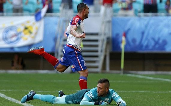 Três vezes Bahia, veja como foi o hat-trick de Gilberto