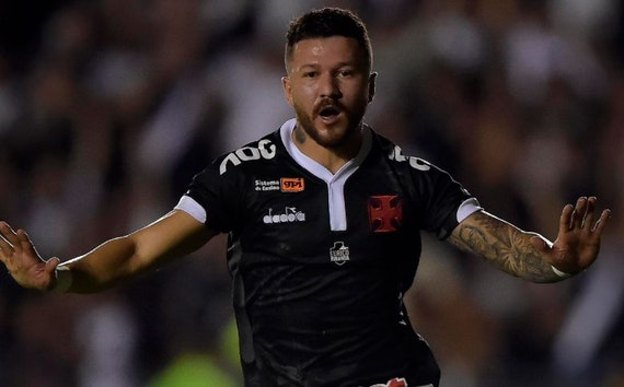 Bahia confirma a contratação do atacante Rossi