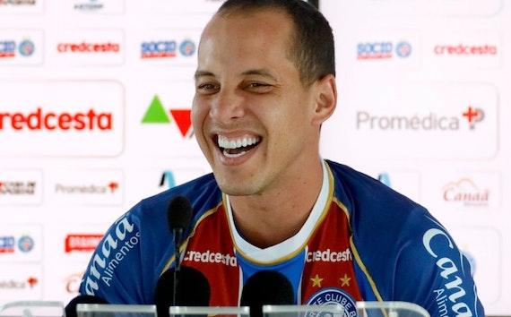 Saiba como o Bahia conseguiu contratar o jogador Rodriguinho sem gastos excessivos