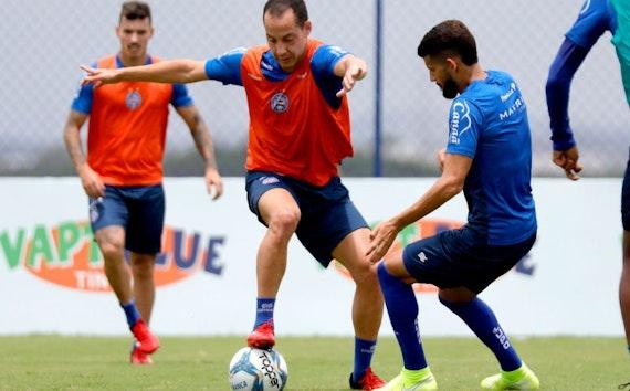 Bahia espera contar com Rodriguinho somente em março