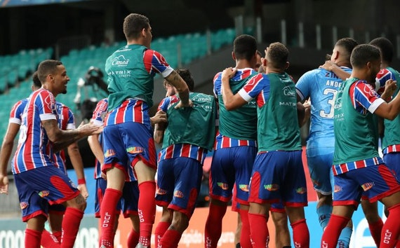 Xô uruca! Bahia vence o Athletico e sai do Z4
