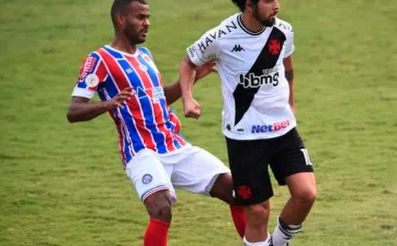 Com um a mais, Bahia só empata com o Vasco. Como fica o Bahia na rodada