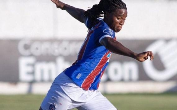 Daniel Santos do sub-20 poderá subir para o profissional. Empresário analisa a proposta do Bahia